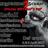 Hardtechno2Schranz Vol III My birthday bash ( Def cronic set HT 2017 )