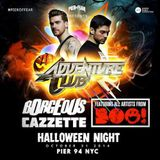Adventure Club - Live @ Pier of Fear (New York, USA) - 31.10.2014