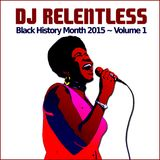 BLACK HISTORY MONTH 2015 (Disc One)