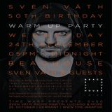 Sven Väth  @ 50th Birthday Warm Up Party - Beach House Ibiza 24-09-2014