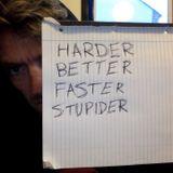 Tony Loco - Harder, Better, Faster, Stupider Mix - Nov 2016
