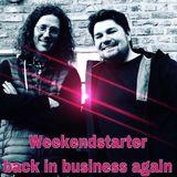 Weekendstarter 29.09.2017