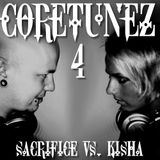 Coretunez IV Mixed by Kisha & Sacrifice