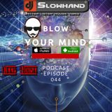 BYM Podcast 044 Mixed By DJ Slowhand