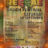 Dubophonic vibes @ Guaba Reggae Beach Festival