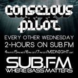 SUB FM - Conscious Pilot - August 24, 2016