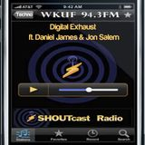 Daniel James & Jon Salem Live on 94.3 WKUF