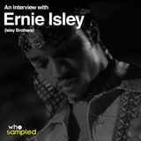 Ernie Isley (The Isley Brothers) interviewed for WhoSampled