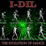 To The Night (Hardcore) Track 5 - The Evolution Of Dance By I-Dil