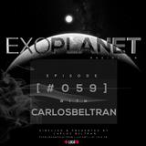 Exoplanet RadioShow - Episode 059 with Carlos Beltran @ LocaFm (30-11-16)