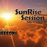SunRise Sessions #1 - July 2012