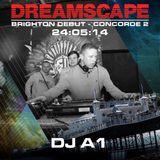 DJ A1 LIVE @DREAMSCAPE CONCORDE 2 (24.05.02)