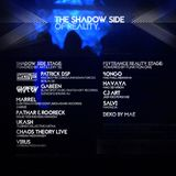 CJ Art ][ Artelized @ The Shadow Side Of Reality - klub SDQ, Warszawa [14.03.2015]