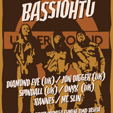 Diamond Eye ft MC Slin and Jon Digger @Bassiõhtu - 3/3/12