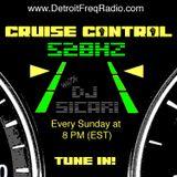 Cruise Control w/ DJ Sicari Episode #19