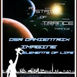 DSR Damientrix A State Of Trance City of Love Ep. 126 23.12.2014