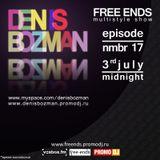 Multistyle Show Free Ends - Episode 017 (Denis Bozman)