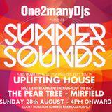 One2manyDjs ( Jasper & Damo)  presents SUMMER SOUNDS 3 hour vinyl mix @ The Pear Tree, Mirfield