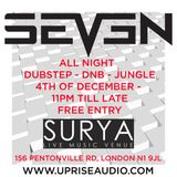 The Uprise Audio Show on Sub.fm - Seven  - 25th November 2015