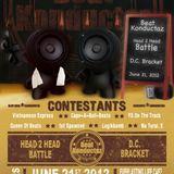WBKz PotCast #DC Bracket LIVE -06/21/2012