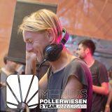 Richie Hawtin @ Minus Pollerwiesen 2014
