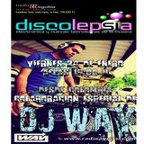 DJ WAY en discolepsia radioshow 24 enero 2014 -radioaguilarfm1079