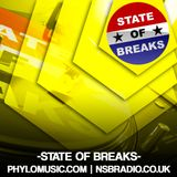 State of Breaks with Phylo on NSB Radio - 07-18-2016