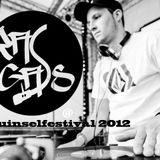 Ras Gass - Live @ Vienna Donauinselfestival 2012