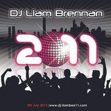 Dj Liam Brennan - 9•7•2011