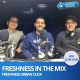 Freshness In The Mix @Radio Ragusa 106.7 fm |09/02/2018