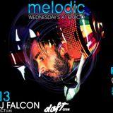 2009-05-13 - DJ Falcon @ Melodic, Ecco, Hollywood