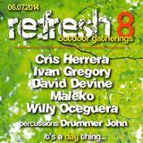 Maleko @ Re:Fresh 8 - 7 JUN 2014 - full recording