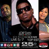 C1 Radio Show #25in25 Week 6 - Jor'Dan Armstrong