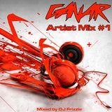 Artist Mix #1 - Ganar CD1