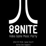 [88nite Vol.001] Shin Hirai - 88nite ReBOOT DJMix [2014-11-11]