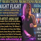 The Night Flight Radio Show May 18th 2018