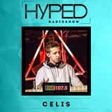 Hyped Radioshow invites: CELIS