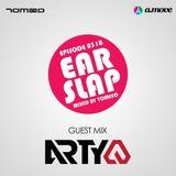 EARSLAP - EP31B: Guest Mix ARTY