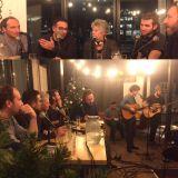 Via Cultura 7 december 2017 in café Brandstof, via Mixcloud-link