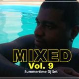 DJ Black  - Mixed Vol.9 (Summertime) Dj set