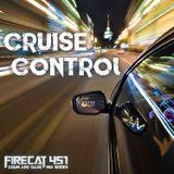 Firecat 451 Presents: Cruise Control Vol.1 - A Drum & Bass Mix Series