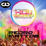 PEDRO MATTOS - DJ SET LIVE - HOLI TECHNO 22.05.2016