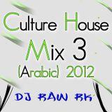 DJ RAW RK_Culture House Mix 3 (Arabic) 2012