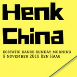 Henk China || Ecstatic Dance Den Haag zondagochtend 6 November