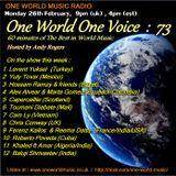 One World One Voice 73