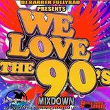 DJ Barber - 90's Best Vol. 1