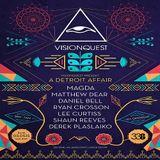 Matthew Dear  - Live At Visionquest Pres. Detroit Affair, Studio 338 (London) - 03-May-2015