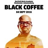 Black Coffee at RBMA Weekender Johannesburg: On The Floor