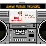 Bol Hyderabad 90.4 FM - Musical Journey with Balu - Broadcasted 27.06.2014