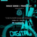 Magic Sense & TranceCat - Digital Art #16 [11.01.16]